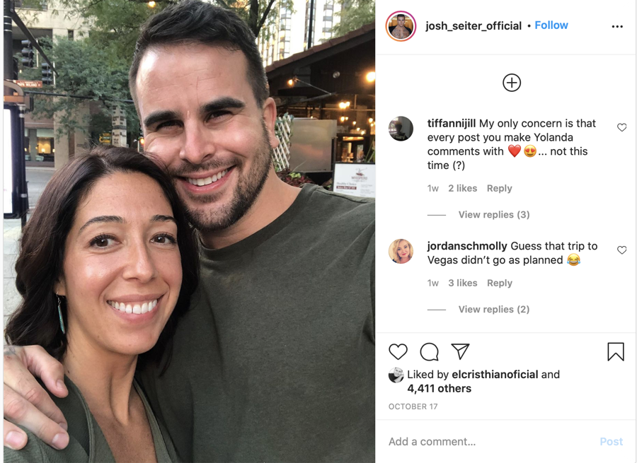 '90 Day Fiancé' Spoilers: Josh Seiter Accused Of Cheating On Yolanda Leak