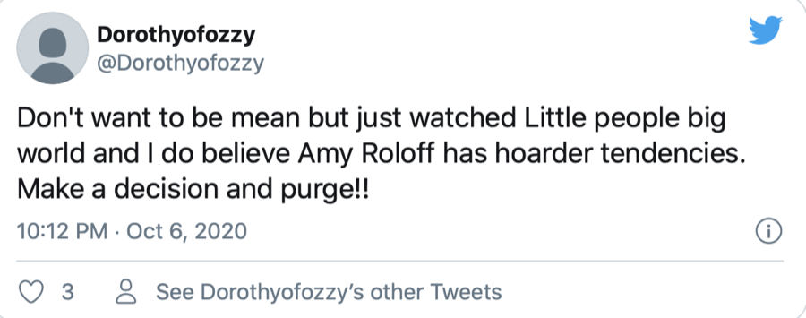 'Little People, Big World' News: Is Amy Roloff A Hoarder? Urged To Purge By LPBW Fans