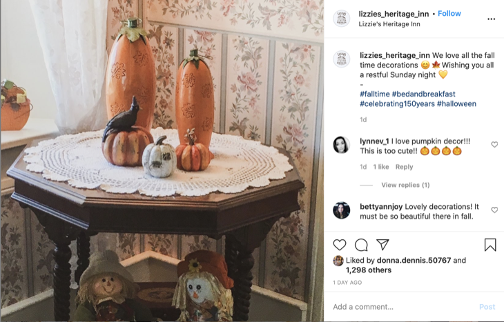 'Sister Wives' News: Meri Brown Has Decorated Lizzie's Heritage Inn For Fall And Fans Approve