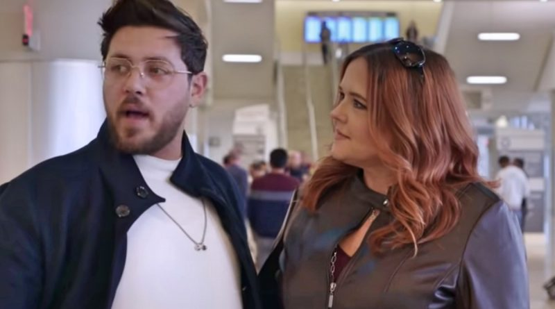 90 Day Fiancé Spoilers: Does Zied Hakimi Act Like Rebecca Parrot's Third Husband?