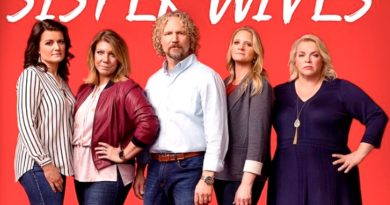 Sister Wives Spoilers: New Season Reveals Brown Family Breakup?