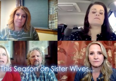 Sister Wives Spoilers: New Season Trailer Released - A Family Divided, A Husband Frustrated and More