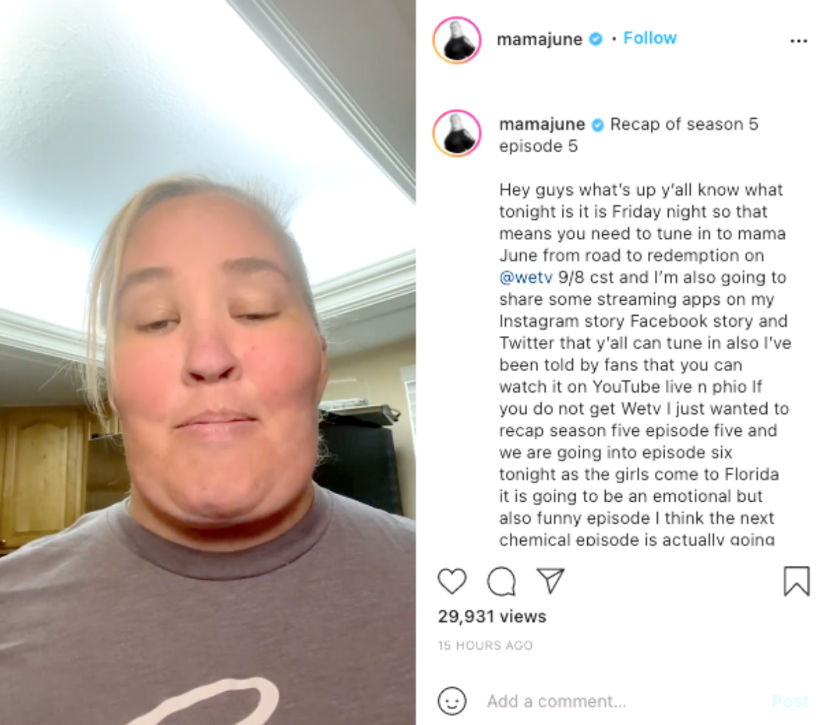 """Mama June: From Not To Hot Star Mike """"Sugar Bear"""" Thompson Now Homeless"""