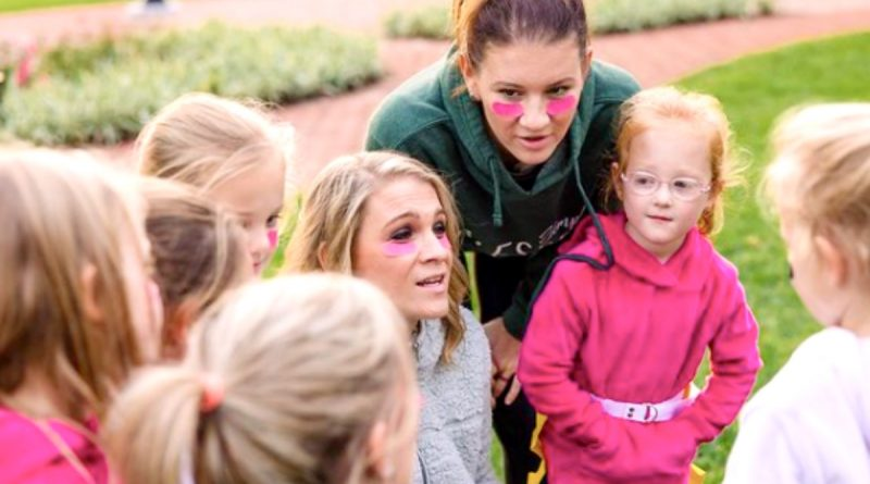 OutDaughtered Kids Play Ball But Where Is Hazel Busby?