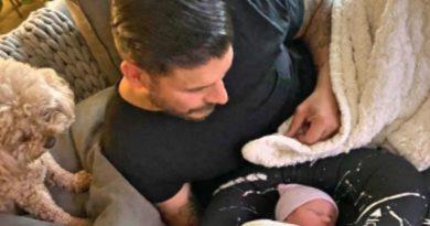 Jax Taylor Reveals His Baby's Face – Claims 'Unmeasurable' Love