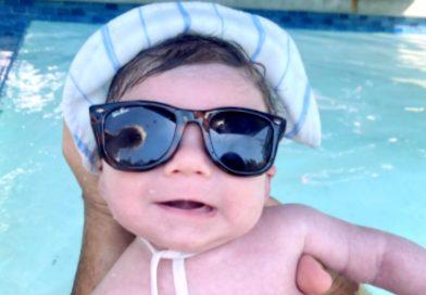 Vanderpump Rules Alum Brittany Cartwright's Baby Enjoys First Swim