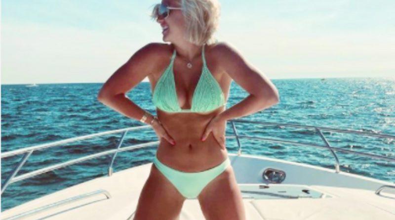 Savannah Chrisley Flaunts Beautiful Beach Body In Gorgeous Photo