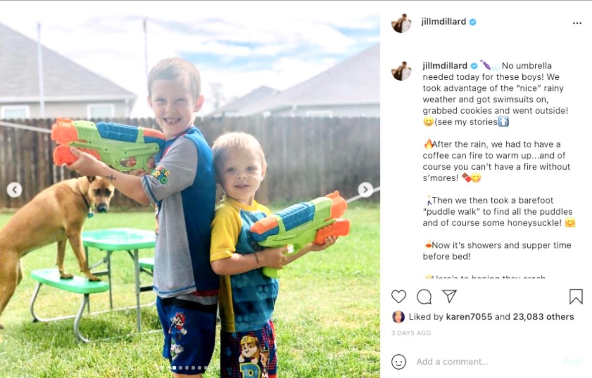 'Counting On' Fans Praise Jill Duggar for Being a 'Creative, Fun Mom'