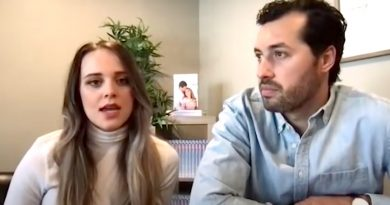 Jinger Duggar Talks About Her Grandmother's Unexpected Death