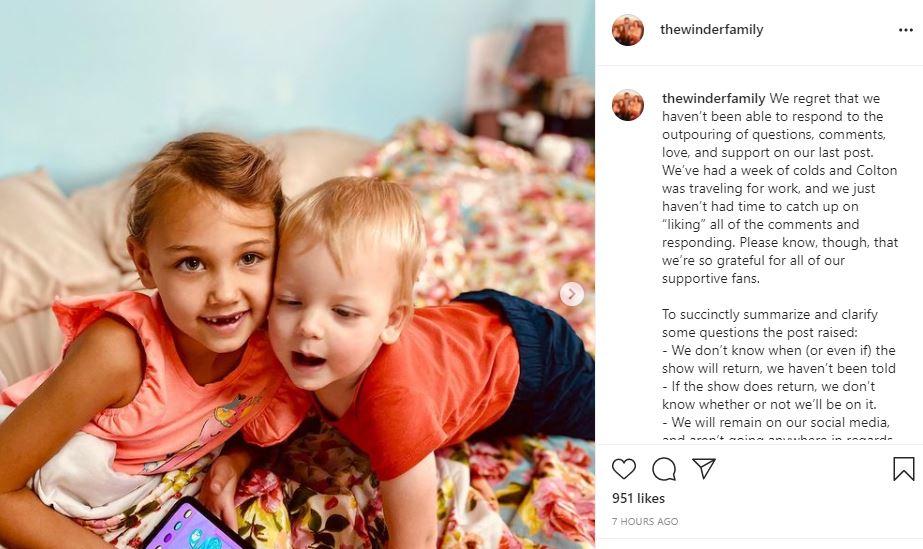 Seeking Sister Wife Spoilers: The Winders Talk About Season 4