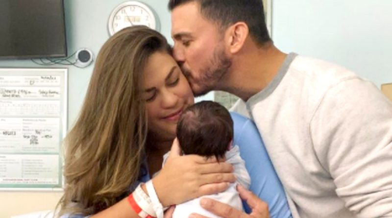 Jax Taylor Shares Clip Of The First Time He Held His Baby