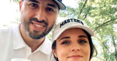 Jinger And Jeremy Vuolo Vacation In Oklahoma In July
