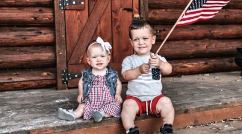 Little People Big World: Lilah Roloff Walks Into 4th Of July Celebrations