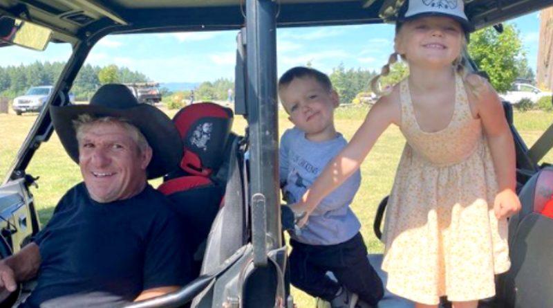 Little People Big World Spoilers: Matt Roloff Grandkids Leave Their Marks