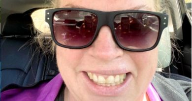 Sister Wives Star Janelle Brown Shares The Family 'Playing Tourist'