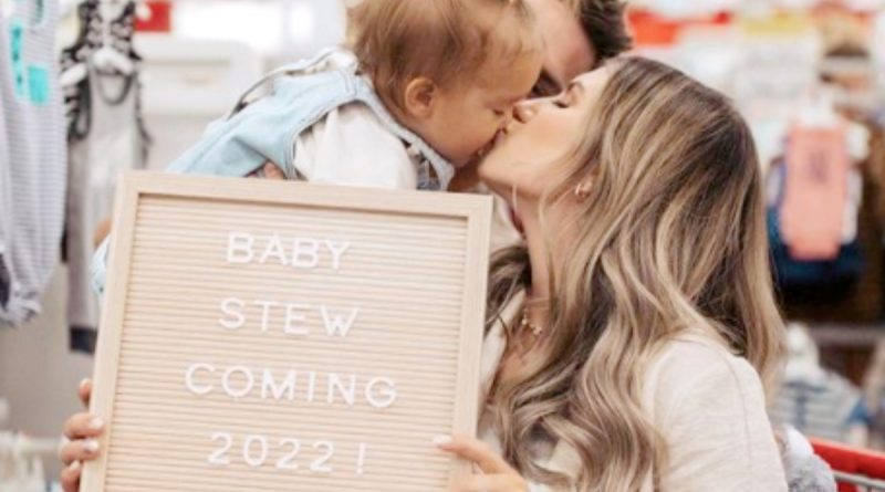 Carlin Bates And Evan Stewart Expect A Second Baby