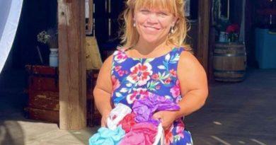 Little People Big World: Amy Roloff Posts Last Pre-Wedding Photo?