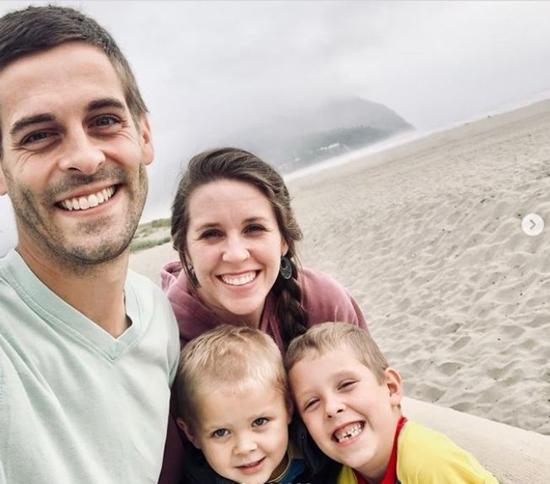 Jill Dillard Photo Dumps Family Seaside Vacation Pics