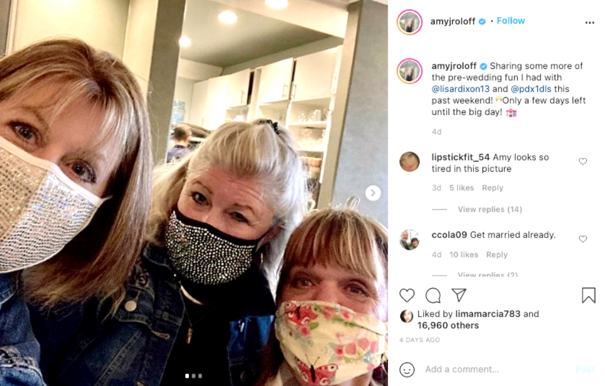 Little People, Big Worlds Spoilers: Amy Roloff's Trip with Her Girlfriends