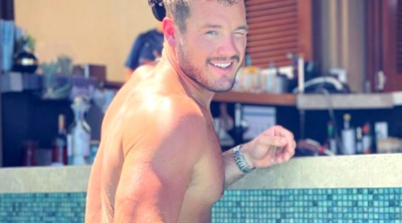 Who's The Mystery Man Bachelor Colton Underwood Kissed In Hawaii?