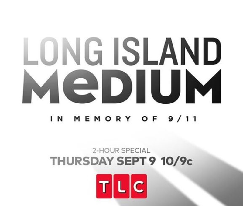 Long Island Medium Returns To TLC In A Two-Hour Special On 9 11