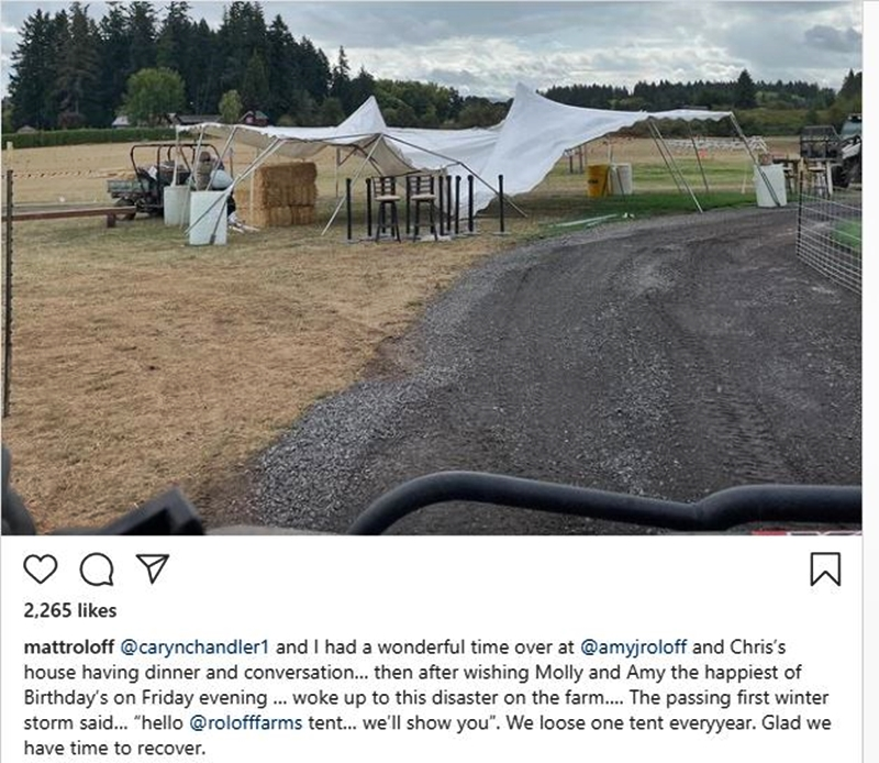 Matt's Post