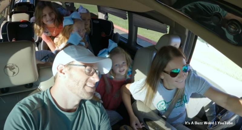 OutDaughtered Spoilers Adam Shares Video Of The Quints Mini Spa Day
