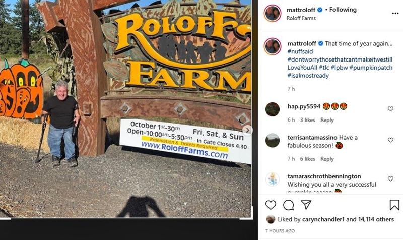 Roloff Farms Pumpkin Season 2021 Your Questions Answered