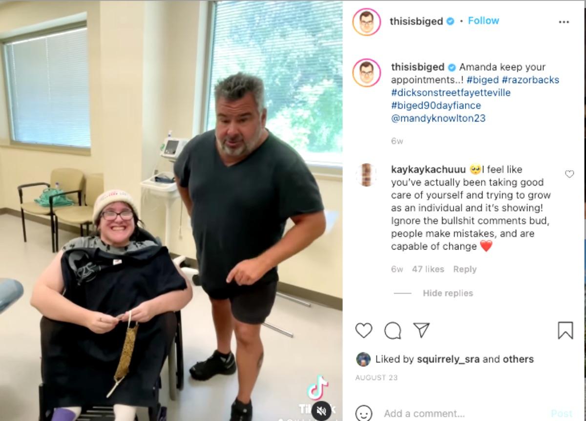 90 Day Fiance: Big Ed Shares Act of Kindness on IG