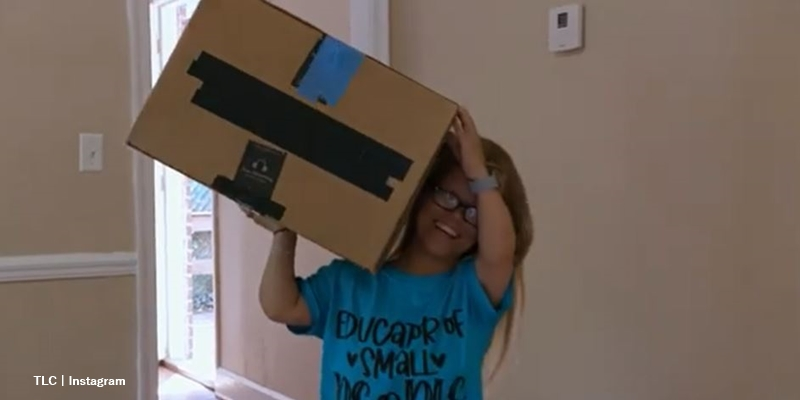 Anna Moves Out