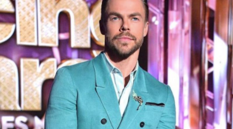 Dancing With The Stars (DWTS) Spoilers: Derek Hough Visited By A Thief