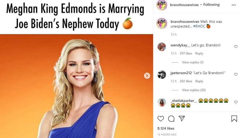 Real Housewives Of Orange County Reactions - Meghan King Marriage