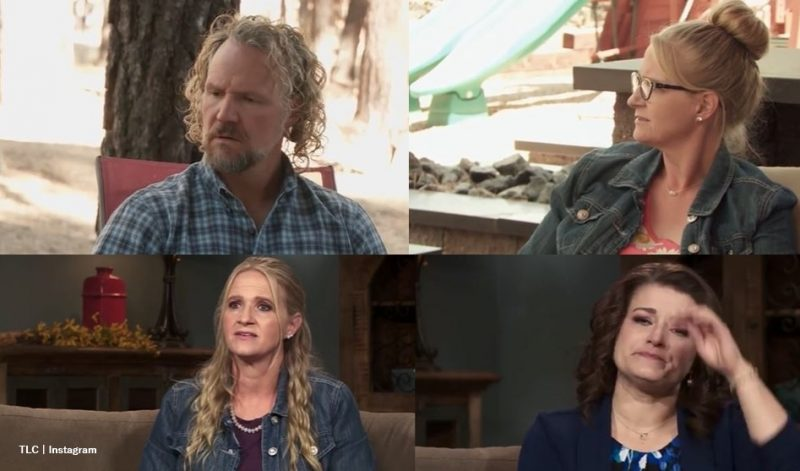 Sister Wives Season 16 Spoilers Christine Calls The Family Dysfunctional