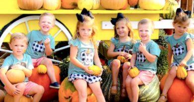 Sweet Home Sextuplets Spoilers: Mom Courtney Shares Pumpkin Fun Pics